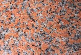 天津枫叶红石材